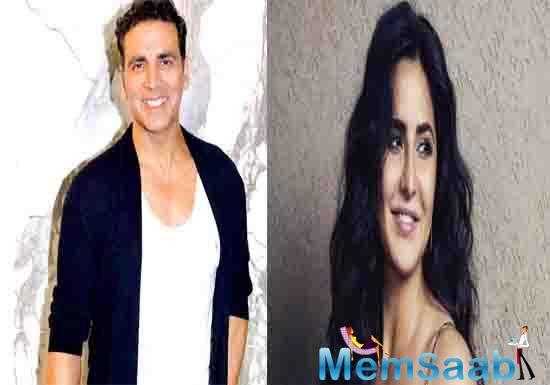 Confirmed! Katrina Kaif and Akshay Kumar pair up after 9 years for 'Sooryavanshi'