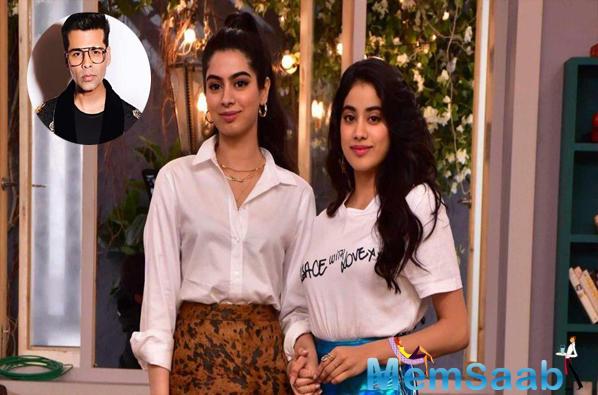 Khushi Kapoor wishes to make her Bollywood debut in a Karan Johar film