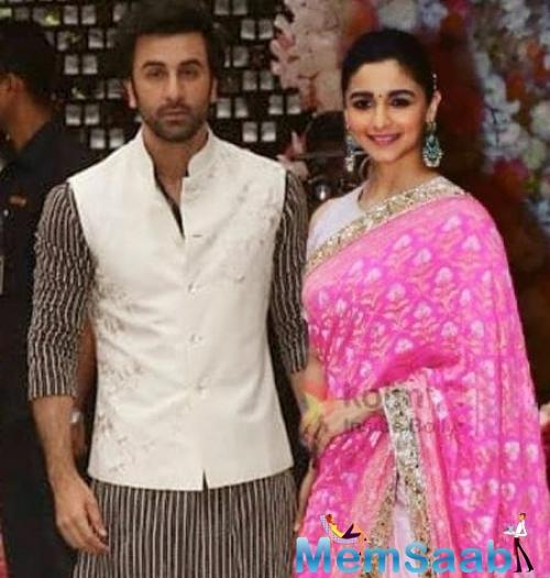 Alia Bhatt REVEALS how Brahmastra was magical for Ranbir Kapoor and her