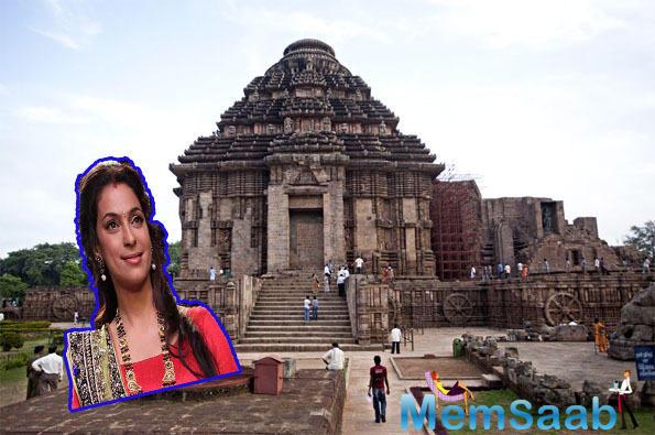 Juhi Chawla shocked to see Jagannath Temple and Konark Sun Temple littered with plastic
