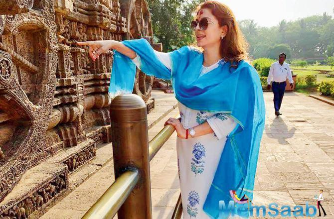 Juhi Chawla is flying in and out of Kolkata, the home ground of her co-owned Indian Premier League cricket team. After a recent trip to the City of Joy for a match, she decided to travel to neighbouring Odisha.