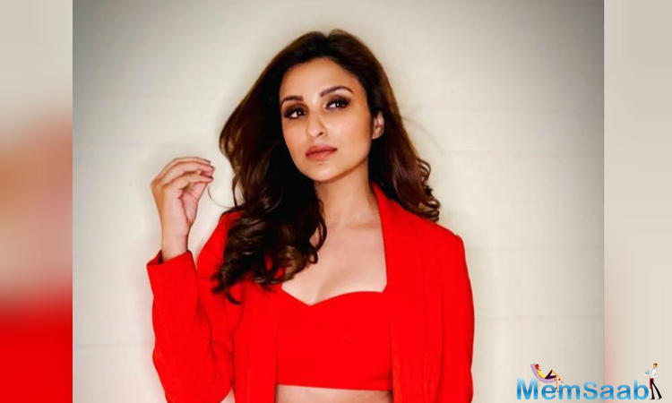 On Tuesday, Parineeti Chopra took to her Instagram account to share the video claiming it to be a tutorial guide to being a
