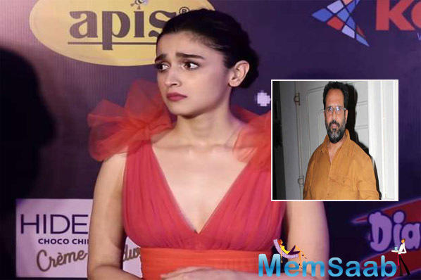 Aanand L Rai keen on signing Alia Bhatt for his next project