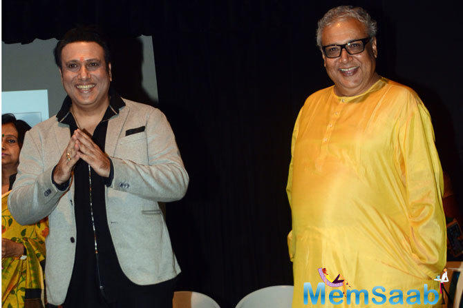 Will Govinda pen his autobiography?