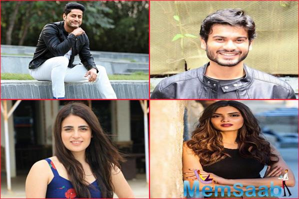 Mohit Raina, Radhika Madan, Diana Penty, Sunny Kaushal to star in love story
