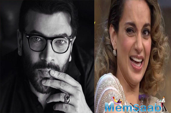 The actor, in an interaction with Zoom TV, said that the war with Kangana began back in 2017 when she said