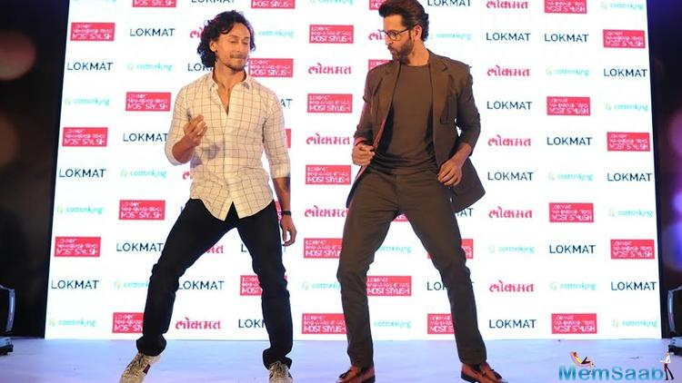 Tiger Shroff: Dance-off with Hrithik Roshan will be tough