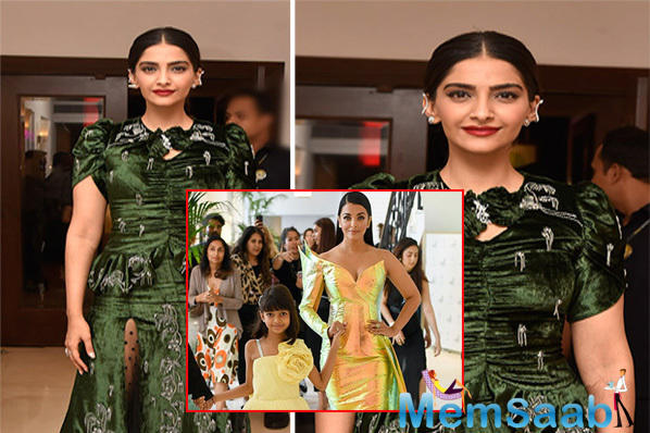 Cannes 2019: Sonam K Ahuja is all praises for Aishwarya Rai Bachchan's daughter Aaradhya Bachchan