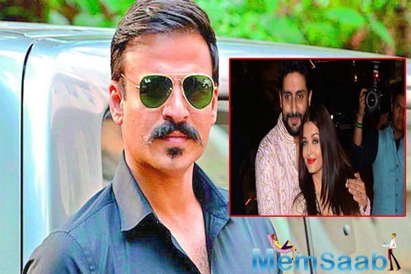 Here's why Abhishek Bachchan won't react to Vivek Oberoi's tweet