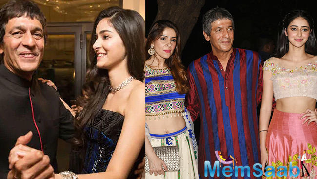 Chunky Panday: Don't think Ananya will go to varsity now