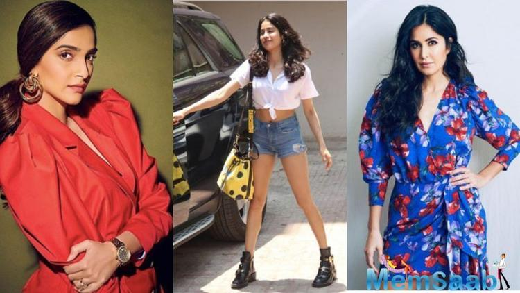Ever since then, the trio - Janhvi Kapoor, Sonam Kapoor and Katrina Kaif - are ruling headlines. From 'who said to whom' to 'asking people to calm down' Janhvi's sister Sonam has come out in defence of both actresses.