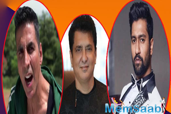 Vicky Kaushal replaces Akshay Kumar in this Sajid Nadiadwala Production?