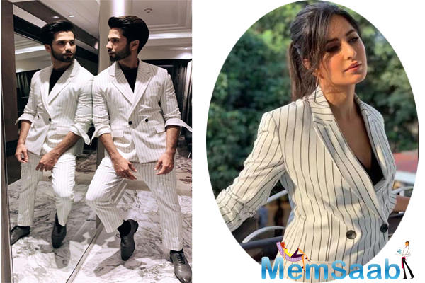 Meanwhile, 'Kabir Singh' is a remake of Telugu superhit film 'Arjun Reddy' and stars Kiara Advani as the female lead.