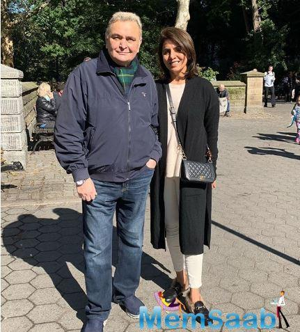 In April, Randhir Kapoor, brother of the actor also confirmed that the actor is 'cancer free' and will be home in a few months. Rishi Kapoor is now Cancer-free, but needs to go through bone-marrow transplant.
