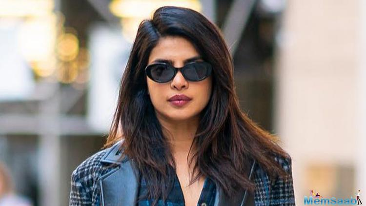 Sehgal, who has worked as an assistant director on Chopra-starrers Mary Kom and Bajirao Mastani, says,