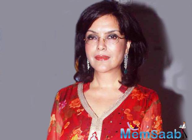 Veteran actor Zeenat Aman joins the cast of Ashutosh Gowariker's magnum opus Panipat