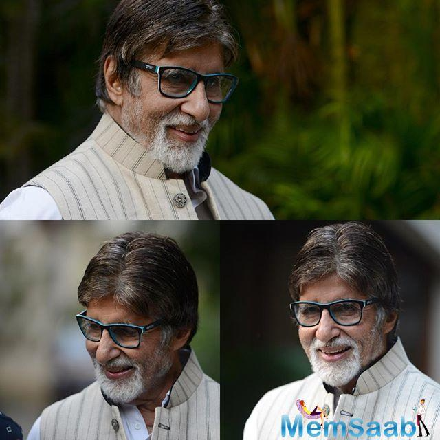 Megastar Amitabh Bachchan has launched a 'See Now' campaign, centered in Uttar Pradesh, to help end avoidable blindness.