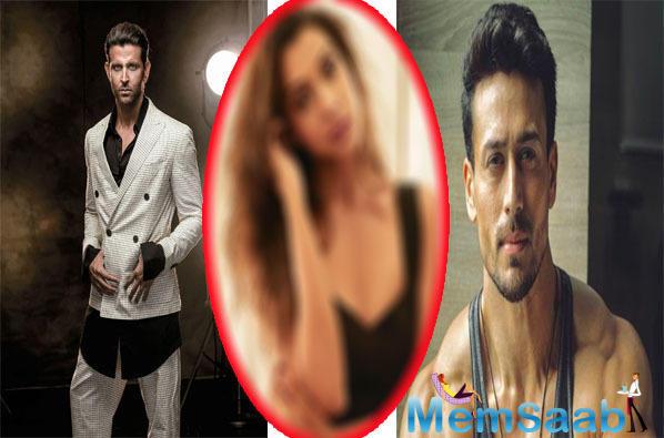 THIS actress joins Hrithik Roshan and Tiger Shroff starrer upcoming action drama