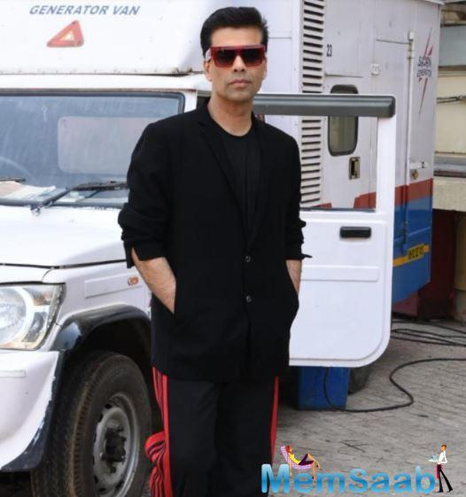 Karan Johar: Takht is my return to making a strong, emotional and dynamic family film