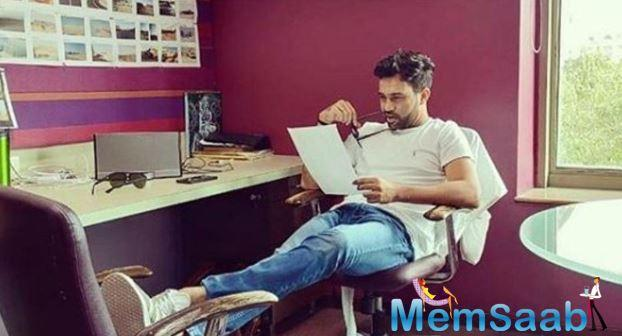 Ali Abbas Zafar: Continue making