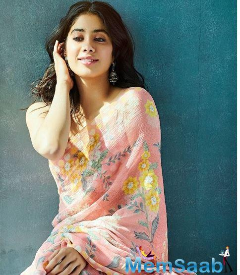 RoohiAfza: Janhvi Kapoor received a special note from fans