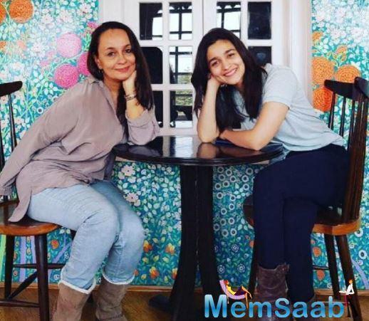 Soni Razdan reveals she smoked 'soooo many' cigarettes when she was pregnant with Alia Bhatt; Here's Why