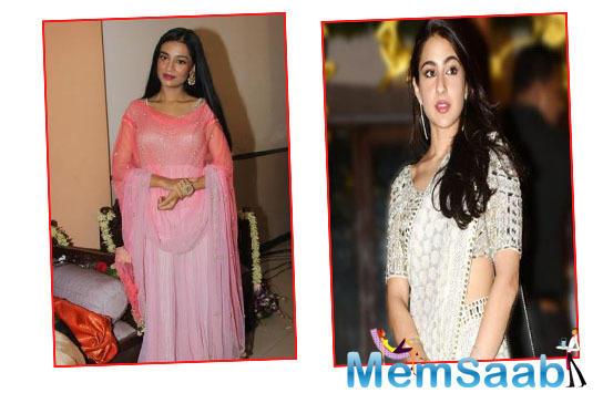 Amrita Rao wants Sara Ali Khan to play her role of Payal in Ishq Vishk sequel