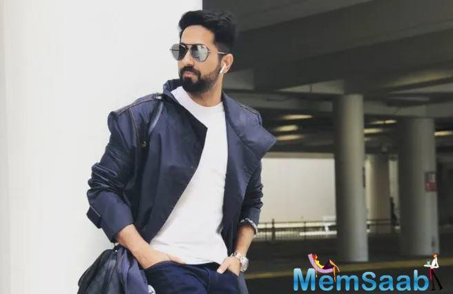 Ayushmann Khurrana turns Dream Girl