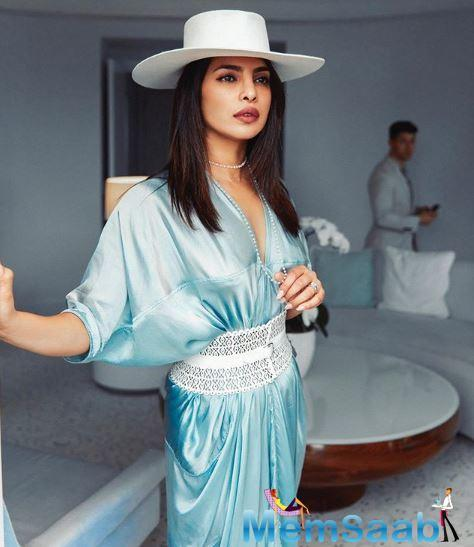 Priyanka Chopra wants to make in India