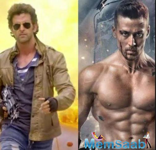That Tiger Shroff is the biggest fan of Hrithik Roshan is a fact known to all, for on various occasion, this Baaghi actor has been vocal about his admiration for Hrithik.