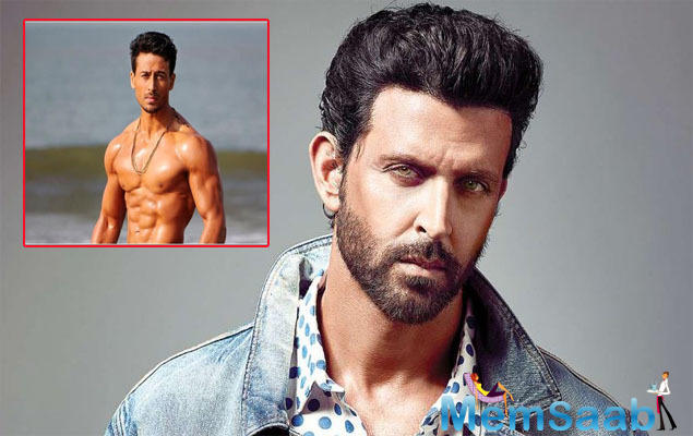 Hrithik Roshan on Tiger Shroff: My words won't do justice to the kind of talent he possesses