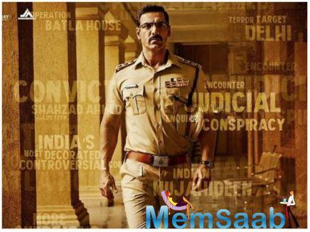 'Batla House': New poster of the John Abraham starrer will leave you curious and wanting for more