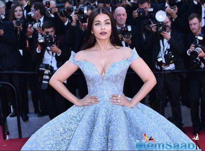 Aishwarya Rai Bachchan, who has stayed away from the big screens for quite some time now, was last seen oozing oomph with ravishing appearances at Cannes Film Festival.