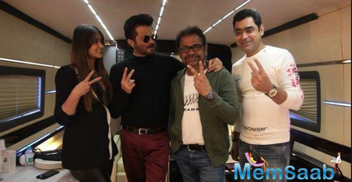 Anil Kapoor celebrates 2 years of 'Mubarakan,' hints at sequel