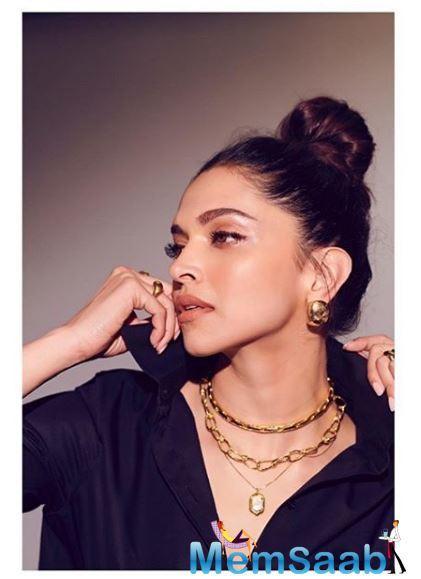 '83: Deepika Padukone experiencing some 'lighter moments' with Ranveer Singh