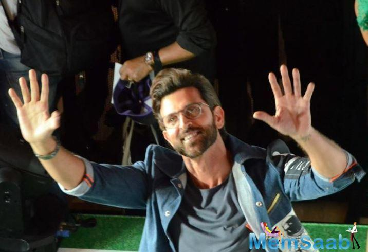 Krrish 4: Hrithik Roshan shares the latest update on his superhero flick; says 'It's script's final stage'