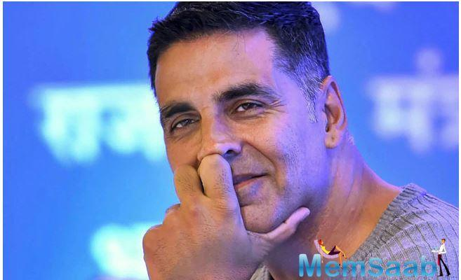 Akshay Kumar: Making 'Mission Mangal' was a big risk