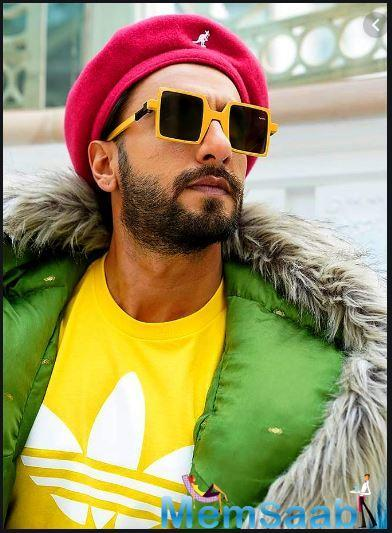 Taking ahead the success of Gully Boy, Ranveer Singh launched his own label that encourages and nurtures the youth aspiring to be rappers.
