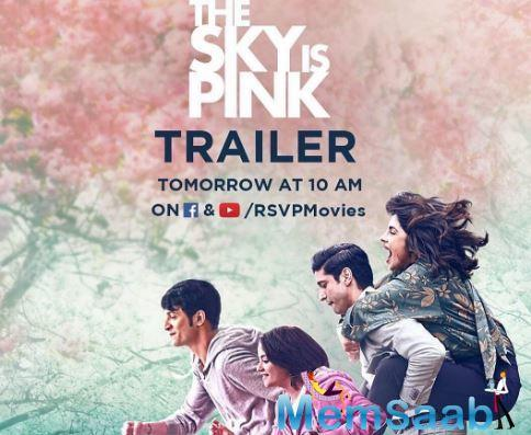The Sky Is Pink trailer out: Priyanka Chopra, Farhan Akhtar's journey is heart-wrenching