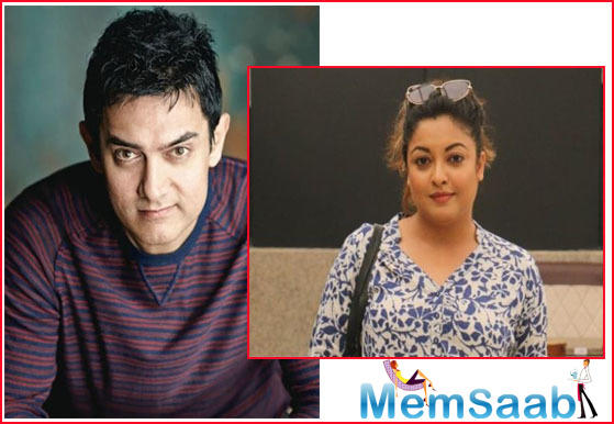 Within hours of landing in Mumbai from the US, Tanushree Dutta was greeted with news that Aamir Khan has reversed his decision to not work with #MeToo accused director Subhash Kapoor on Mogul, a biopic on music baron Gulshan Kumar.
