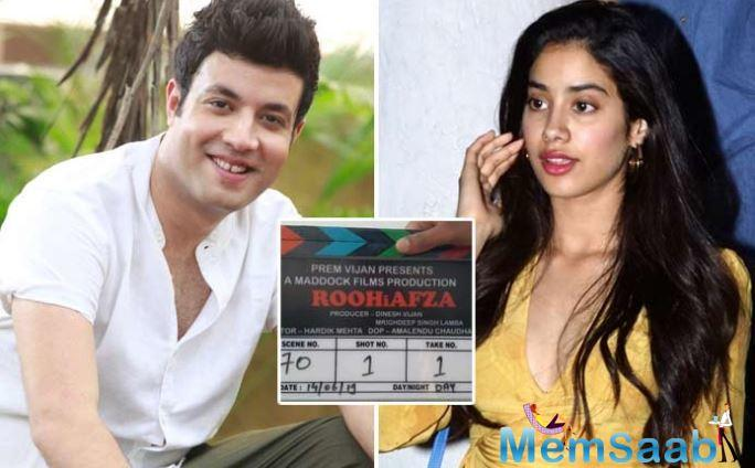 """""""Janhvi Kapoor will soon be a force to reckon with"""": Varun Sharma"""