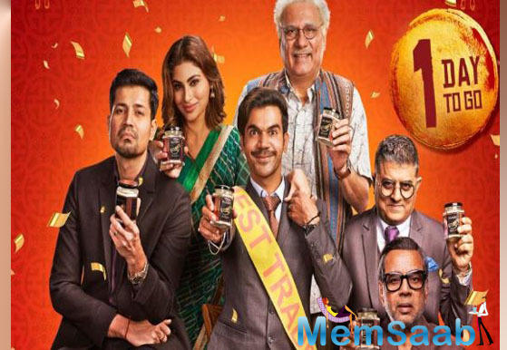 Produced by Maddock Films in association with Jio Studios, Made In China is directed by Mikhil Musale.