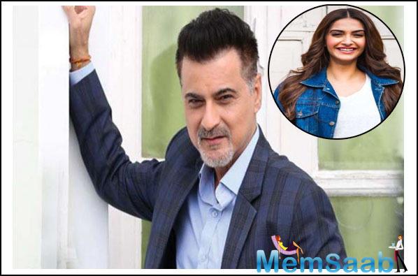 Sanjay Kapoor: Got chance to bond with Sonam on The Zoya Factor set