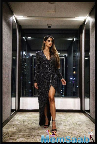 THIS is why Disha Patani don't like to watching her films