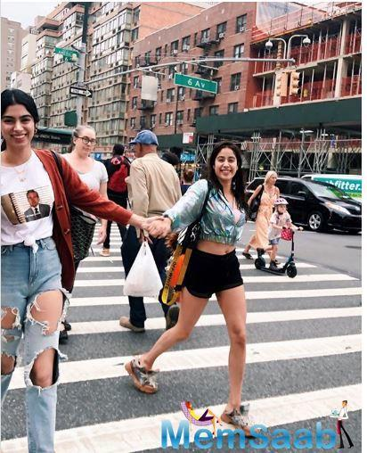 Janhvi Kapoor is missing her sister Khushi; here's why we are saying this