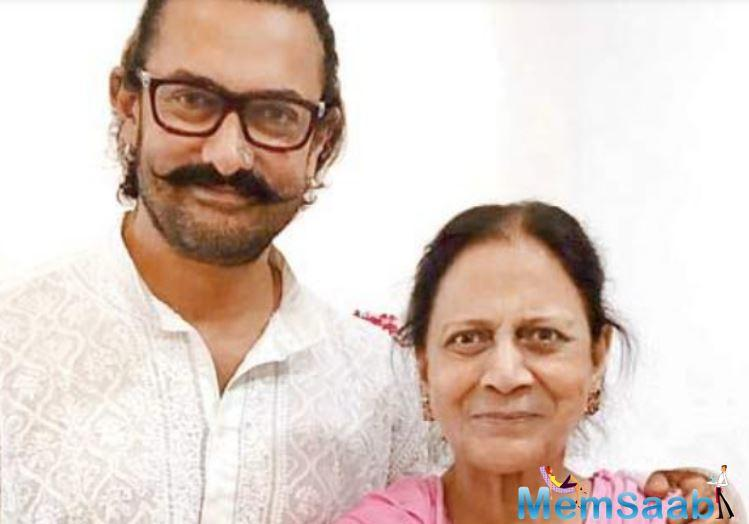 Aamir Khan wants his mom to be present on sets of 'Lal Singh Chaddha'; read why