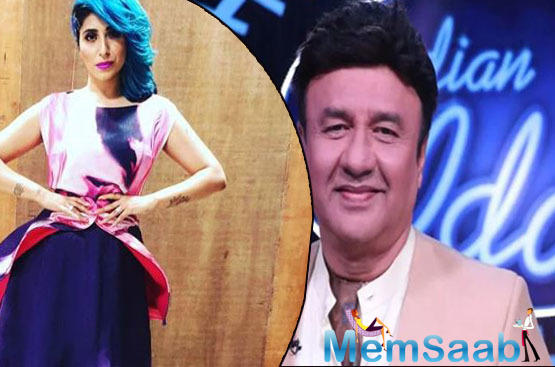 Neha also slammed Sony TV, which airs