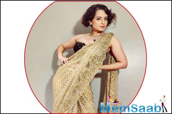 Another producer of the film, Vishnu Vardhan Induri, had earlier revealed that renowned Hollywood artist, Jason Collins, who has worked on films like 'Blade Runner' and 'Captain Marvel', will be working on Kangana's look in the biopic.