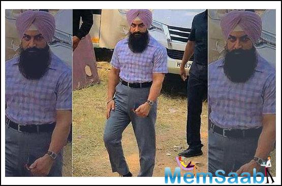 Laal Singh Chaddha: After Kareena Kapoor Khan's Look, Aamir Khan's 'Turbanator' look leaked