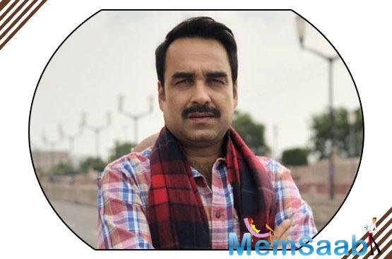 Fans of Pankaj Tripathi were surprised when he joined Instagram over the weekend. But the actor says the move was borne out of sheer necessity.